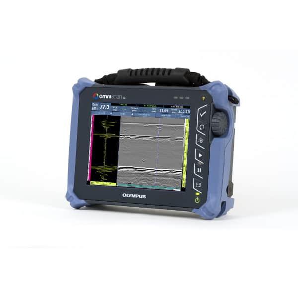 OmniScan UT ultralyd fra OLYMPUS