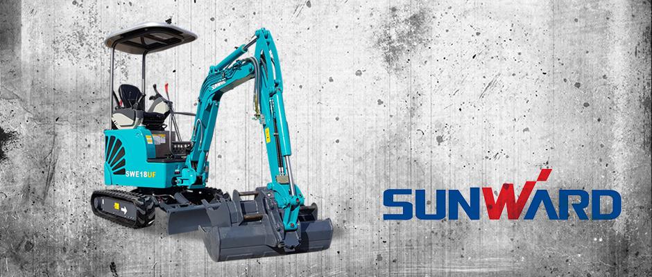 Sunward Excavator