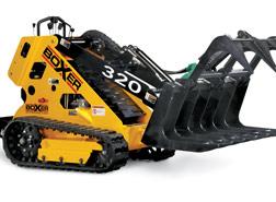 BOXER 320 Mini-Skid