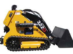 BOXER 322D Mini-Skid