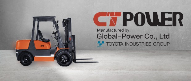 CT Power Forklifts NZ