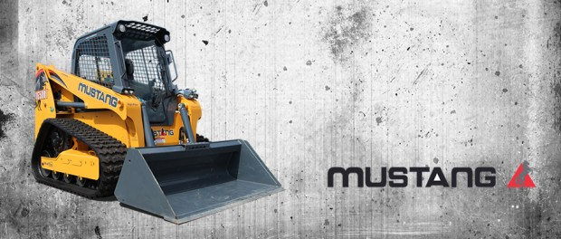 Mustang Track Loaders NZ