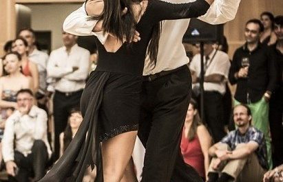 Intensive Argentine Tango workshop for beginners next to the Opera House