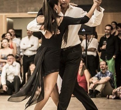 Intensive Argentine Tango workshop Sunday for totally beginners, 29th of January