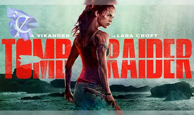 Poster film Lara Croft Tomb Raider 2018