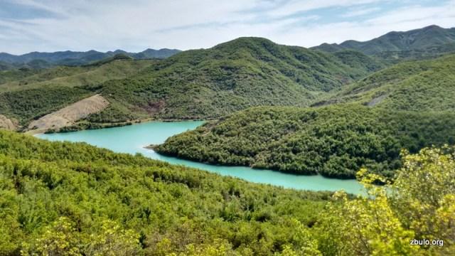 Beautiful lake Alltata