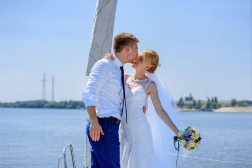 船上 結婚式