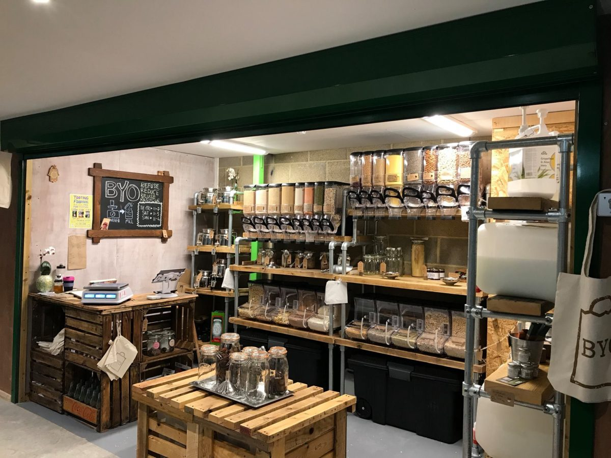 Zero Waste Stores are popping up all over Europe
