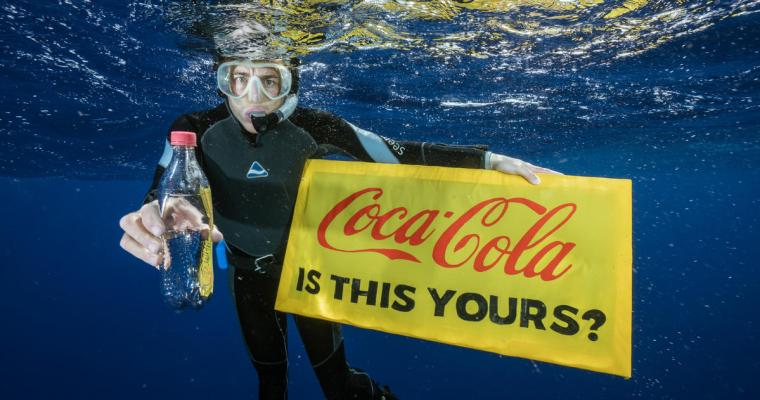 Coca-Cola, PepsiCo, and Nestlé found to be worst plastic polluters worldwide in global cleanups and brand audits
