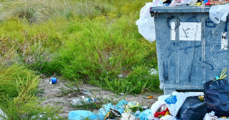 Jamaica Bans Styrofoam, Plastic Bags, and Plastic Straws