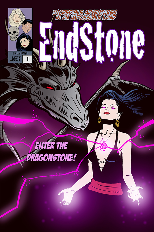 Issue 1 Cover (Volume 1)