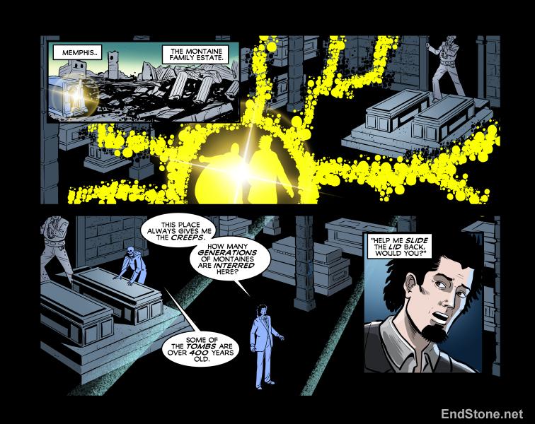 13.39 Endstone Fantasy Comic