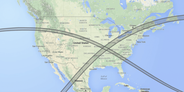 """The Great North American solar eclipse of 2024 is coming and will complete the """"X"""" across America"""