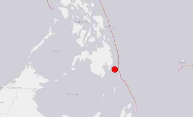 DEVELOPING: Powerful 7.2 magnitude earthquake strikes Philippines, tsunami possible