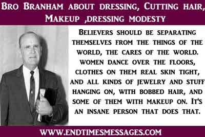 What does the bible say about dressing appropriately?