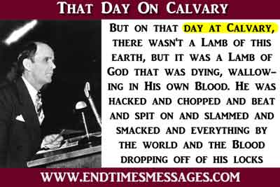 That Day on Calvary