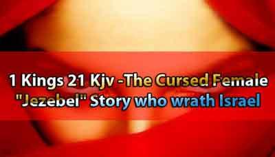 1 Kings 21 King James Version (KJV)