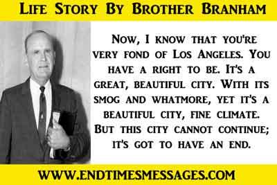 life story of bro branham