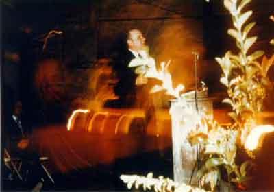 William Marrion Branham Supernatural Pictures