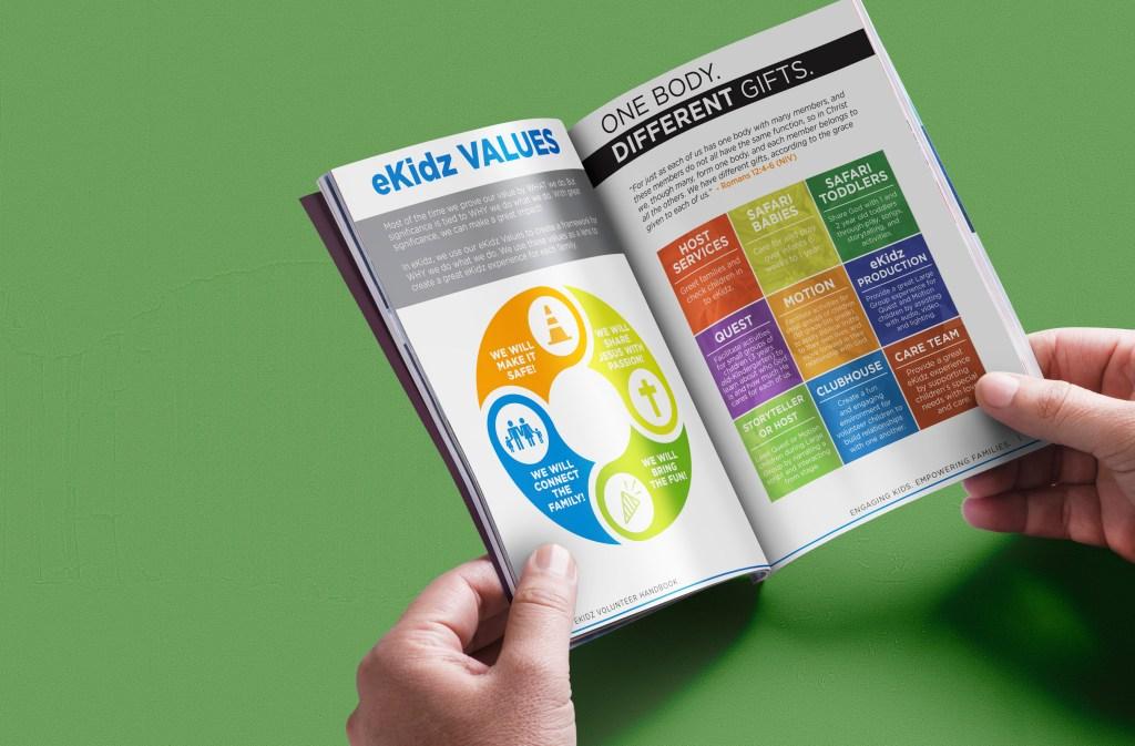 Elevation Church eKidz Volunteer Handbook
