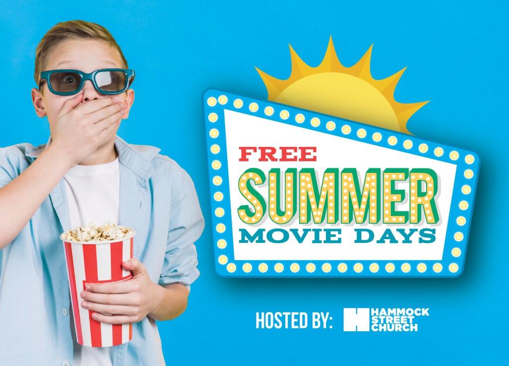 Summer Movie Days at Church
