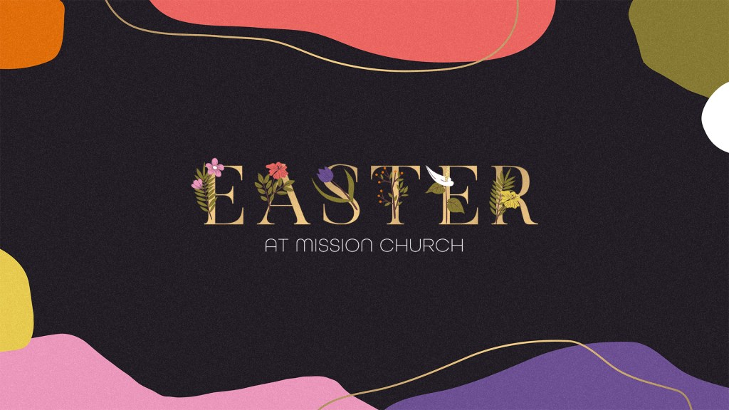 Easter at Series Graphic
