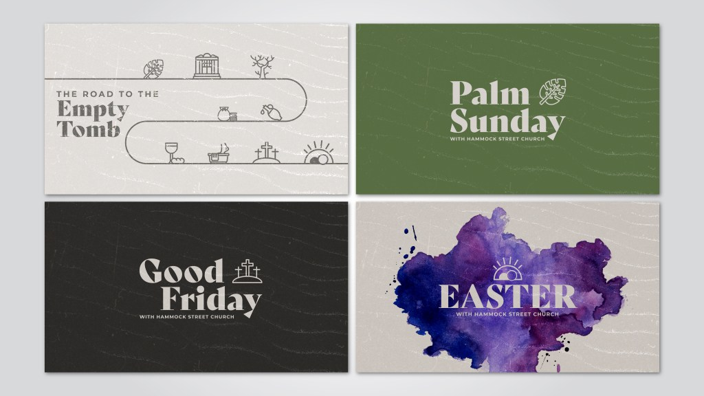 Easter Graphics Pack