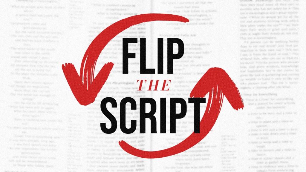 Flip The Script Main (No Subtitle)