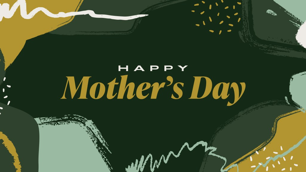 Happy Mother's Day Main Screen