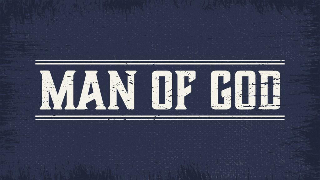 Man Of God Main Screen
