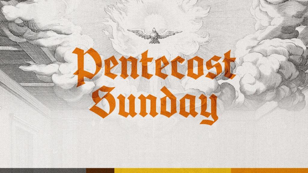 Pentecost Sunday - Main