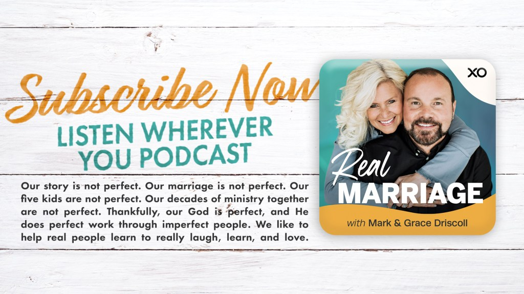 Real Marriage Podcast