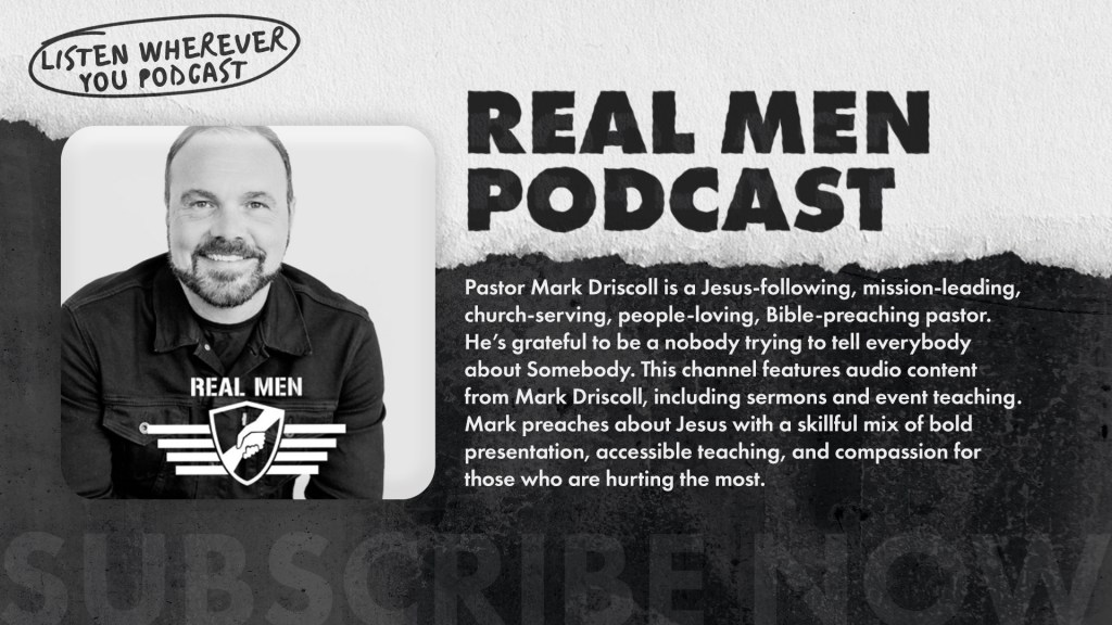 Real Men Podcast