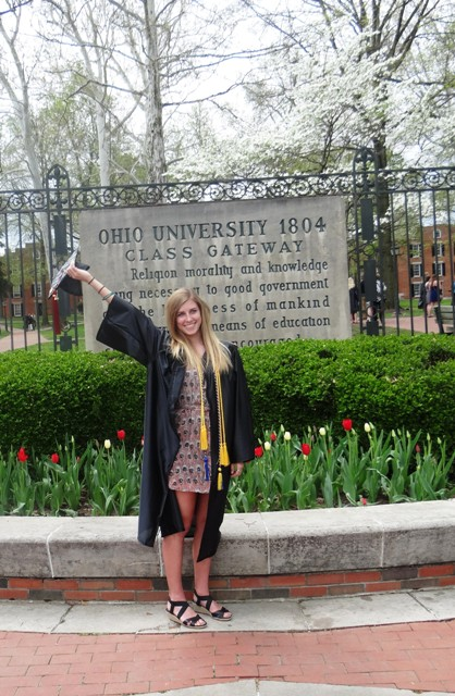 What College REALLY Teaches You: Lessons from a Recent Graduate (1/5)