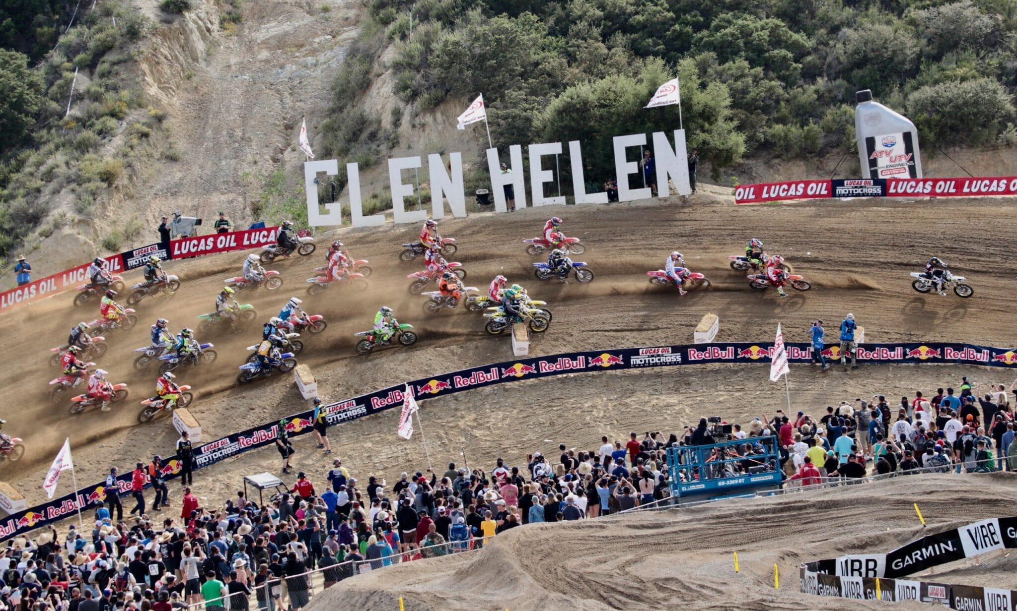 Photo Property of: Glen Helen Raceway
