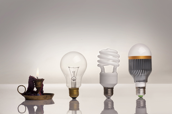LED化の進歩