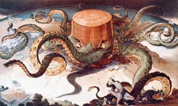 Standard Oil Co_, Octopus