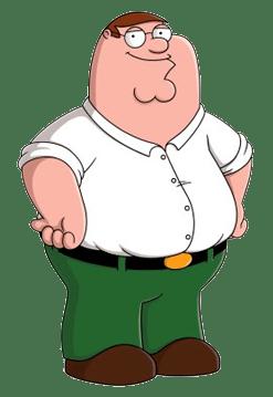 Peter Griffin (Padre de familia)