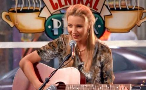 Phoebe Buffay (Friends)
