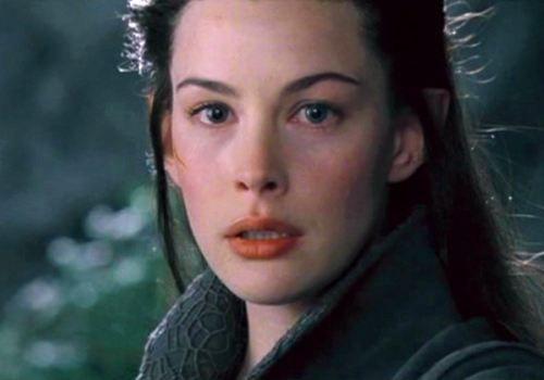 Arwen (El señor de los Anillos)