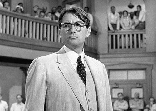 Atticus Finch (Matar a un ruiseñor)