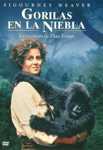 Dian Fossey (Gorilas en la niebla)