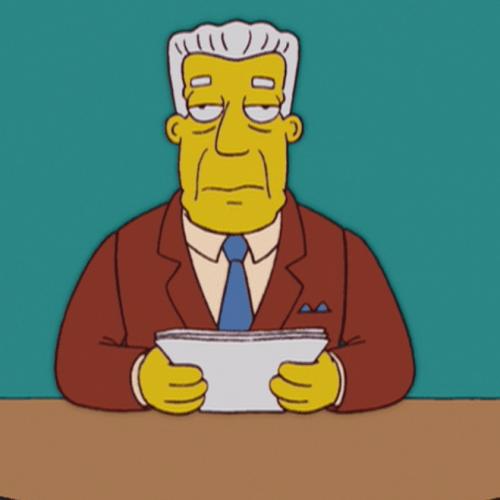 Kent Brockman (Simpsons)