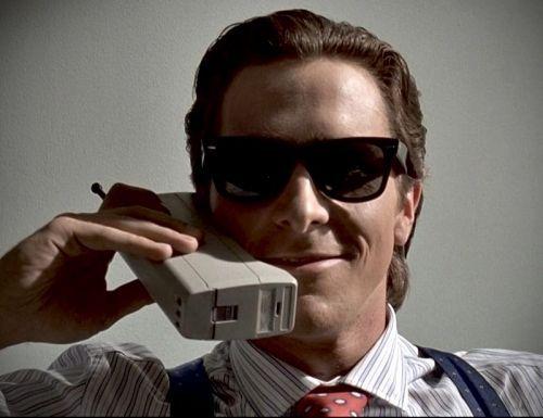 Patrick Bateman (American Psycho)