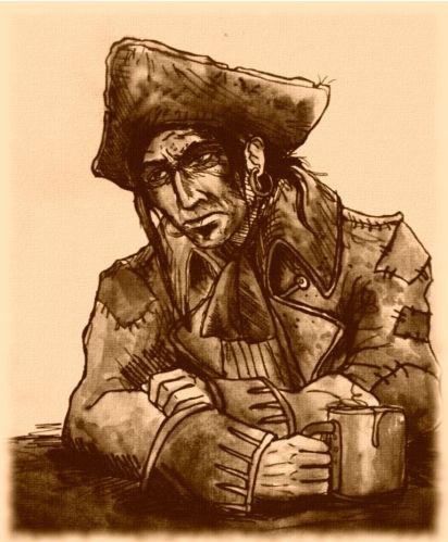 Billy Bones (La isla del tesoro)