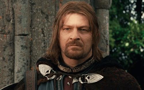Boromir (El Señor de los Anillos)