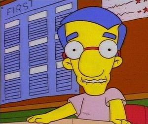 Milhouse Van Houten (Simpson)