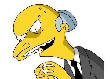Charles Montgomery Burns (Simpson)