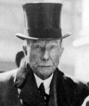 perfil psicológico de John D. Rockefeller