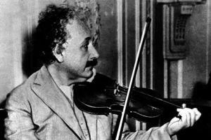perfil psicológico de Albert Einstein